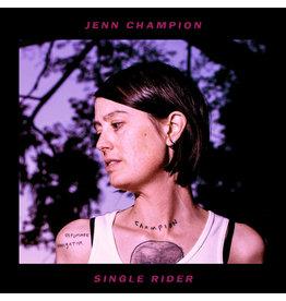 Jenn Champion - Single Rider (Pink Vinyl)
