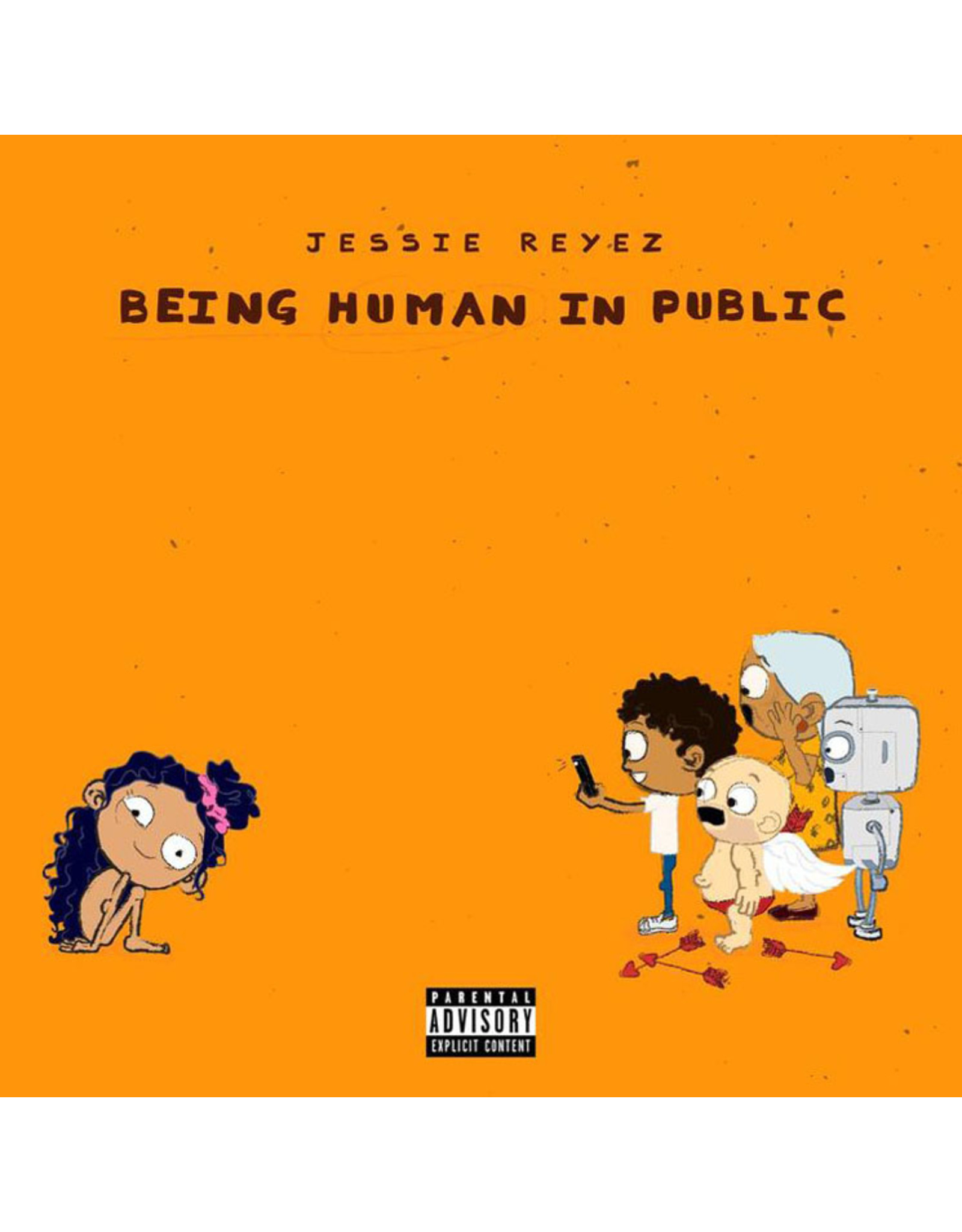 Jessie Reyez - Being Human In Public EP / Kiddo EP