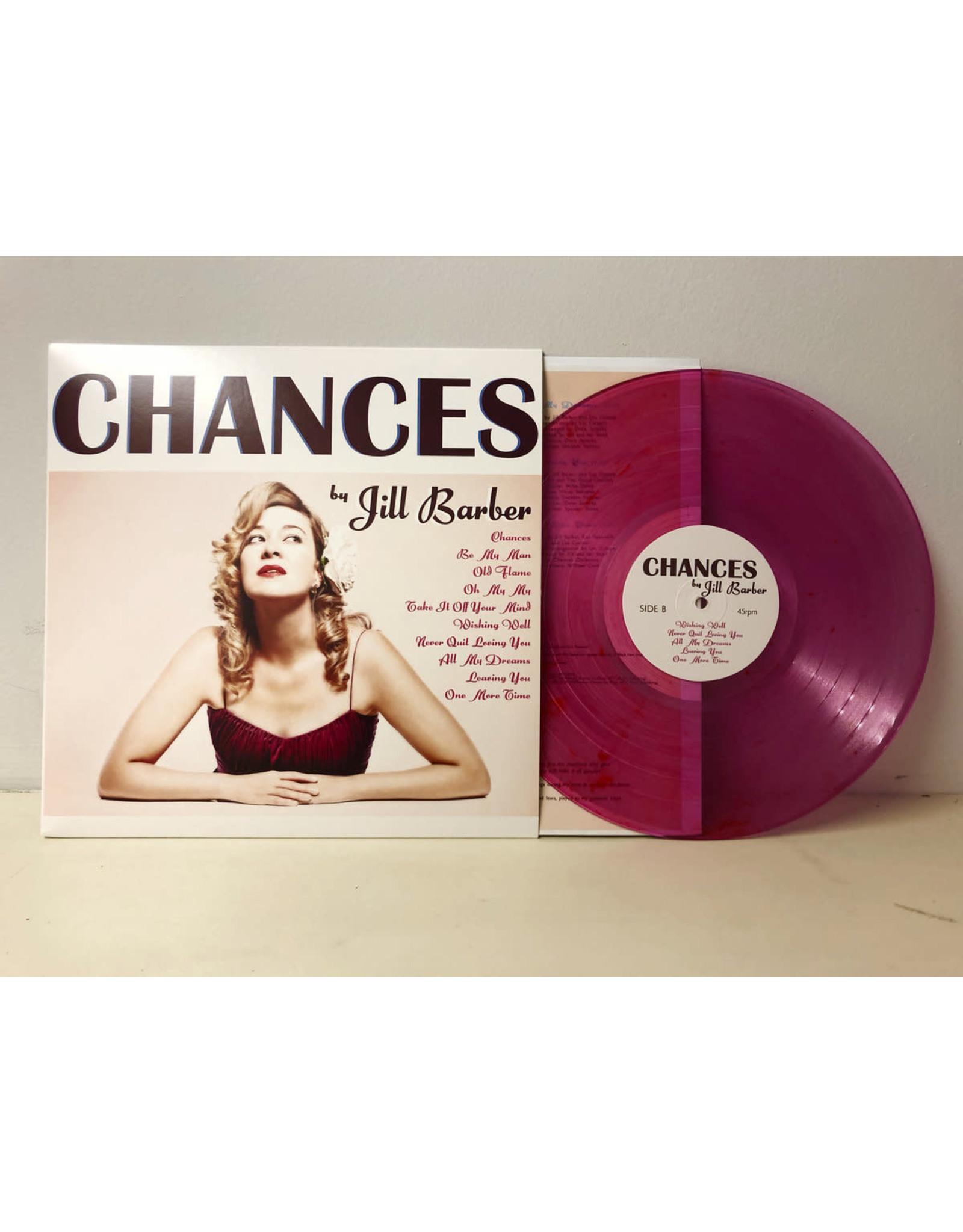 Jill Barber - Chances (Limited Pink Taffy Vinyl)