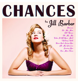 Jill Barber - Chances (Limited Pink Taffy Vinyl)