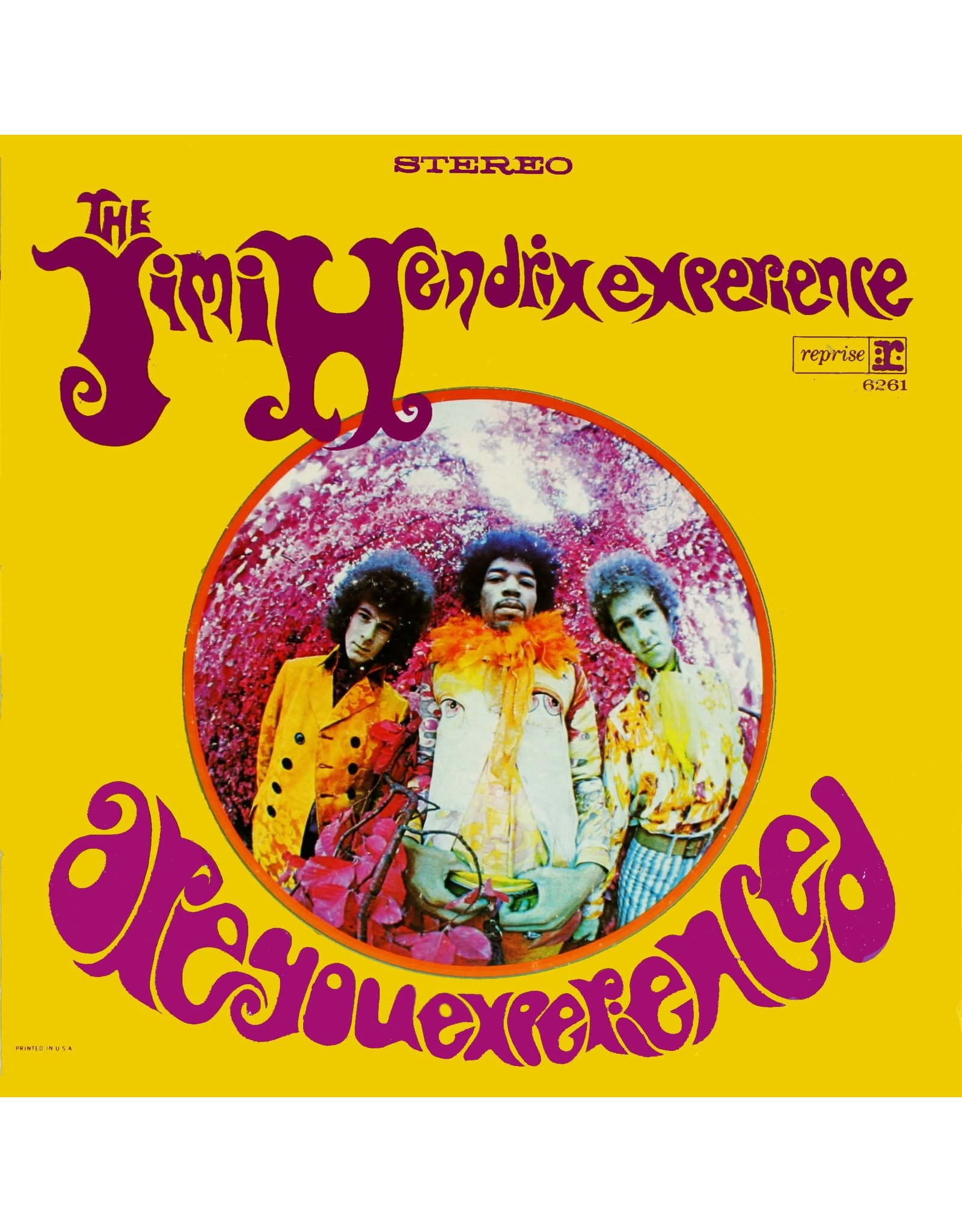 Jimi Hendrix - Are You Experienced