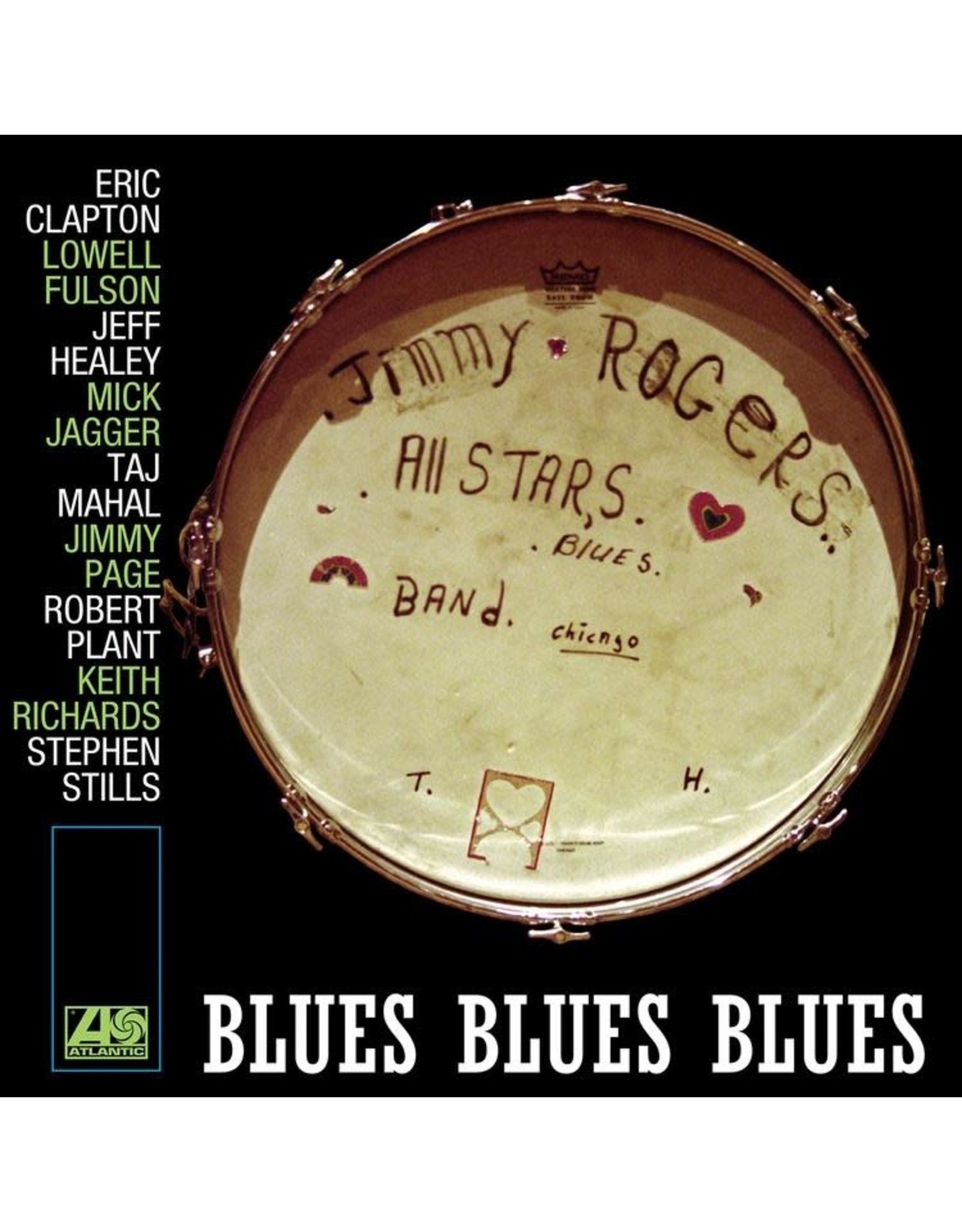 Jimmy Rogers All-Stars - Blues Blues Blues