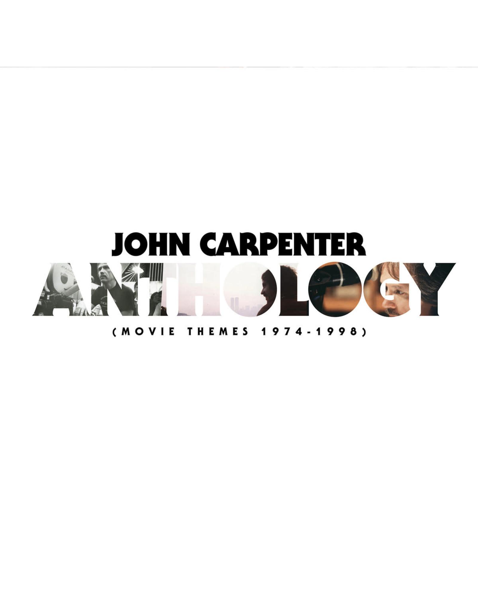 John Carpenter - Anthology (Movie Themes 1974- 1998)