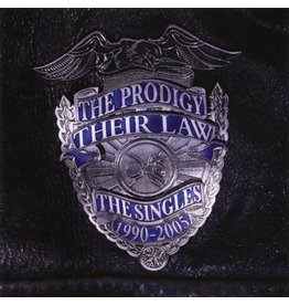 Prodigy - Their Law: The Singles 1990-2005 (Silver Vinyl)