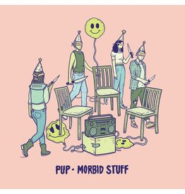 PUP - Morbid Stuff (Pink Vinyl)