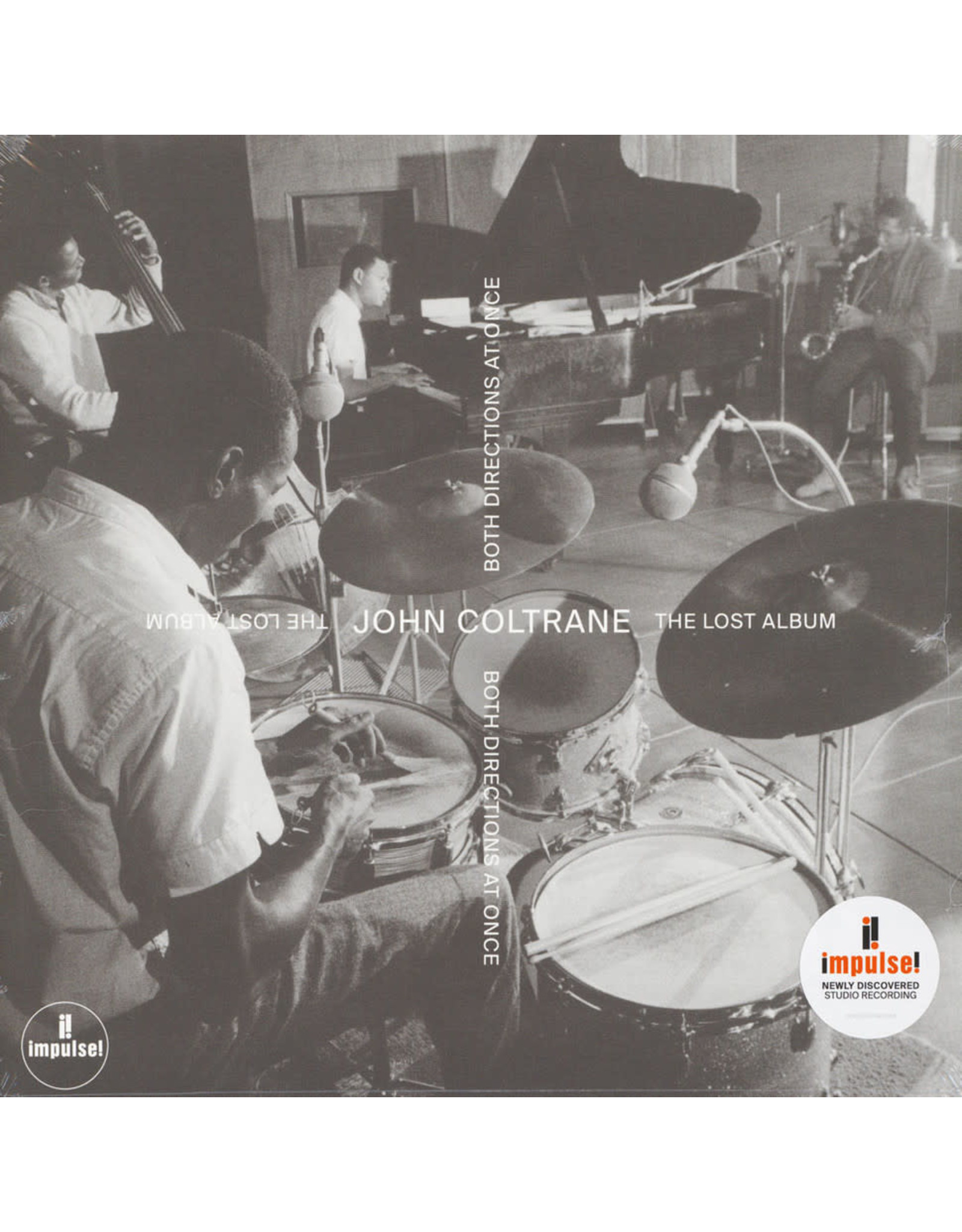 John Coltrane - Both Directions At Once (Lost Album)