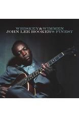 John Lee Hooker - Whiskey & Wimmen: His Finest