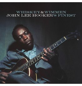 John Lee Hooker - Whiskey & Wimmen: His Finest