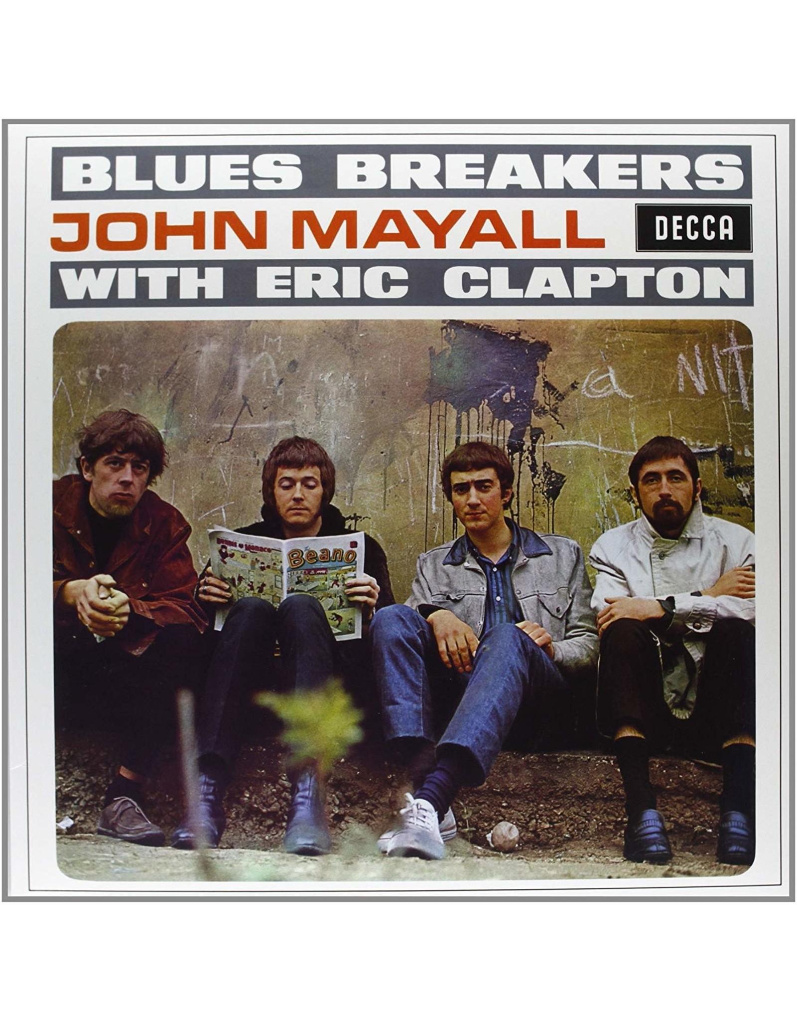John Mayall & Eric Clapton - Blues Breakers