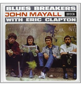 John Mayall & Eric Clapton - Blues Breakers