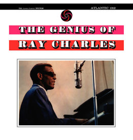 Ray Charles - Genius of Ray Charles (Mono)