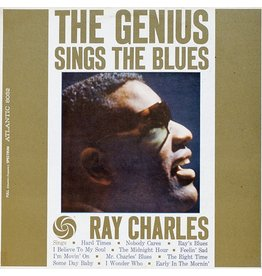 Ray Charles - Genius Sings The Blues (Mono)