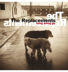 Replacements - All Shook Down (Exclusive Red Vinyl)