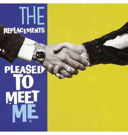 Replacements - Pleased To Meet Me (Exclusive Blue Vinyl)