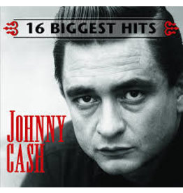 Johnny Cash - 16 Biggest Hits (Music On Vinyl)