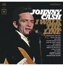 Johnny Cash - I Walk The Line (Greatest Hits)