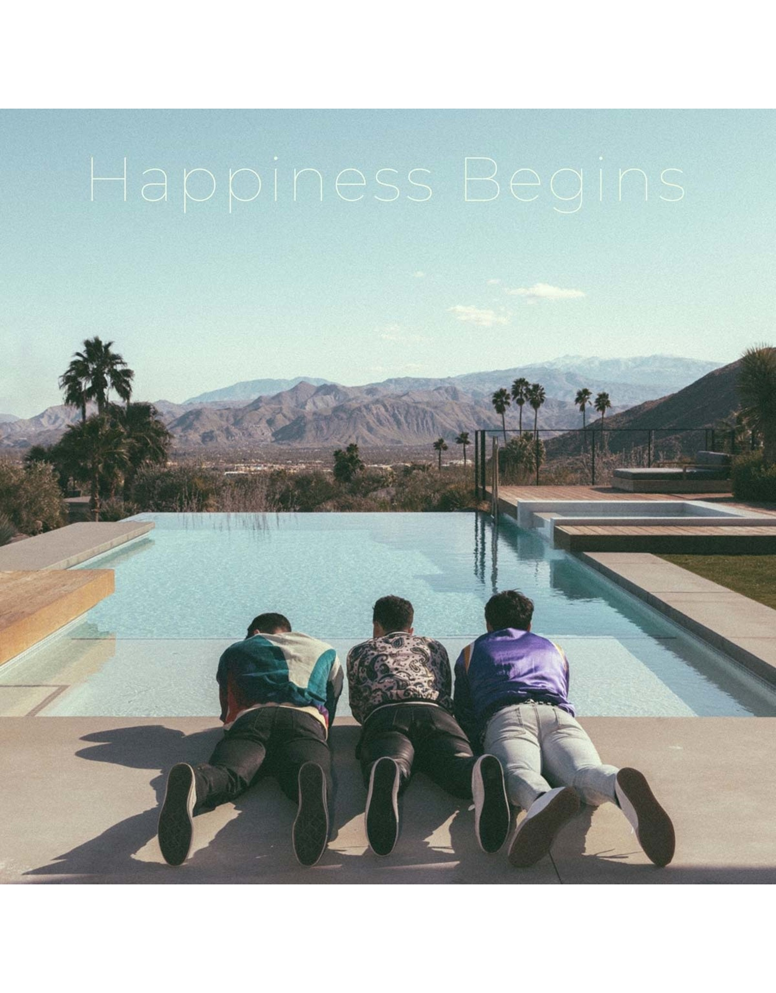 Jonas Brothers - Happiness Begins