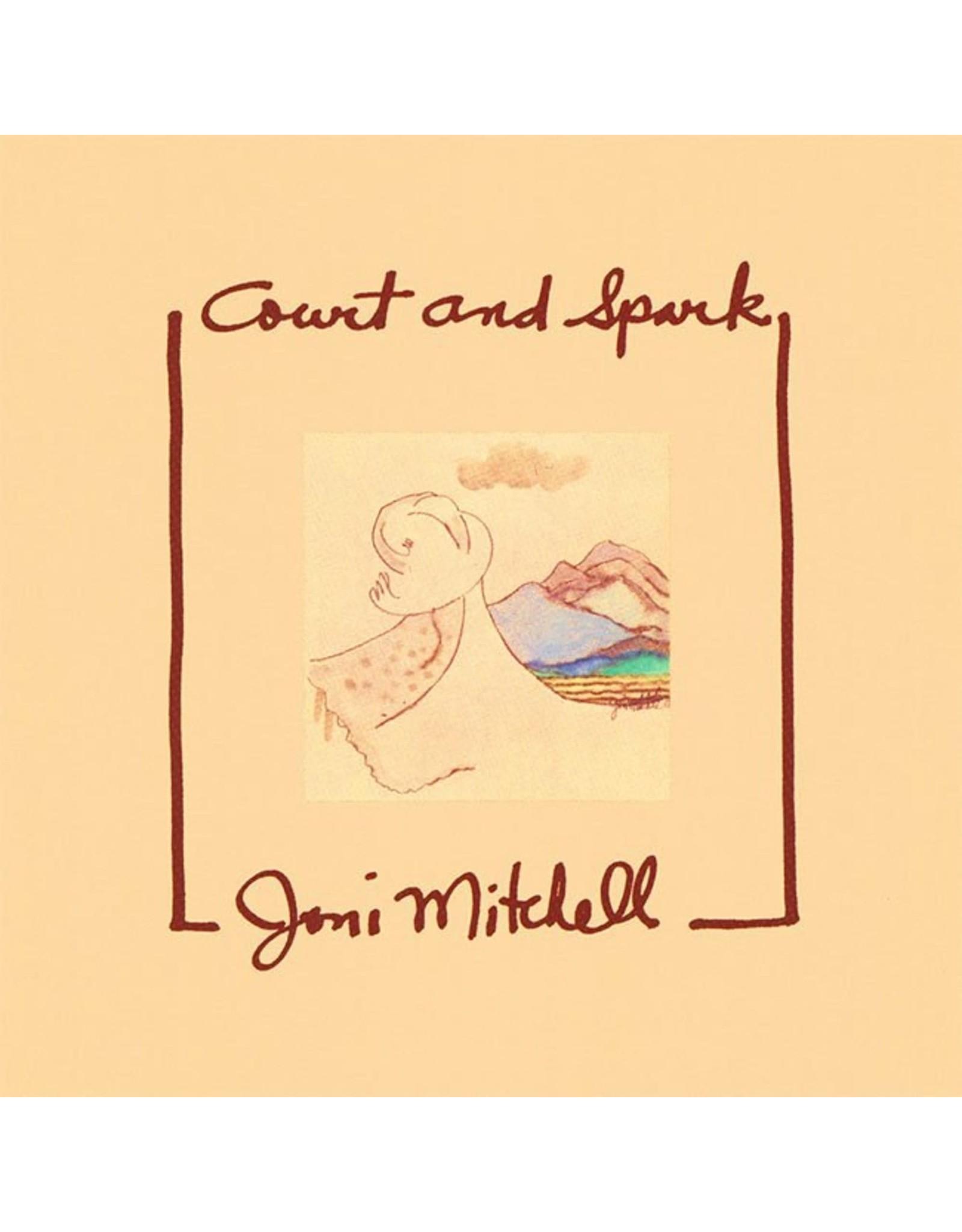 Joni Mitchell - Court and Spark