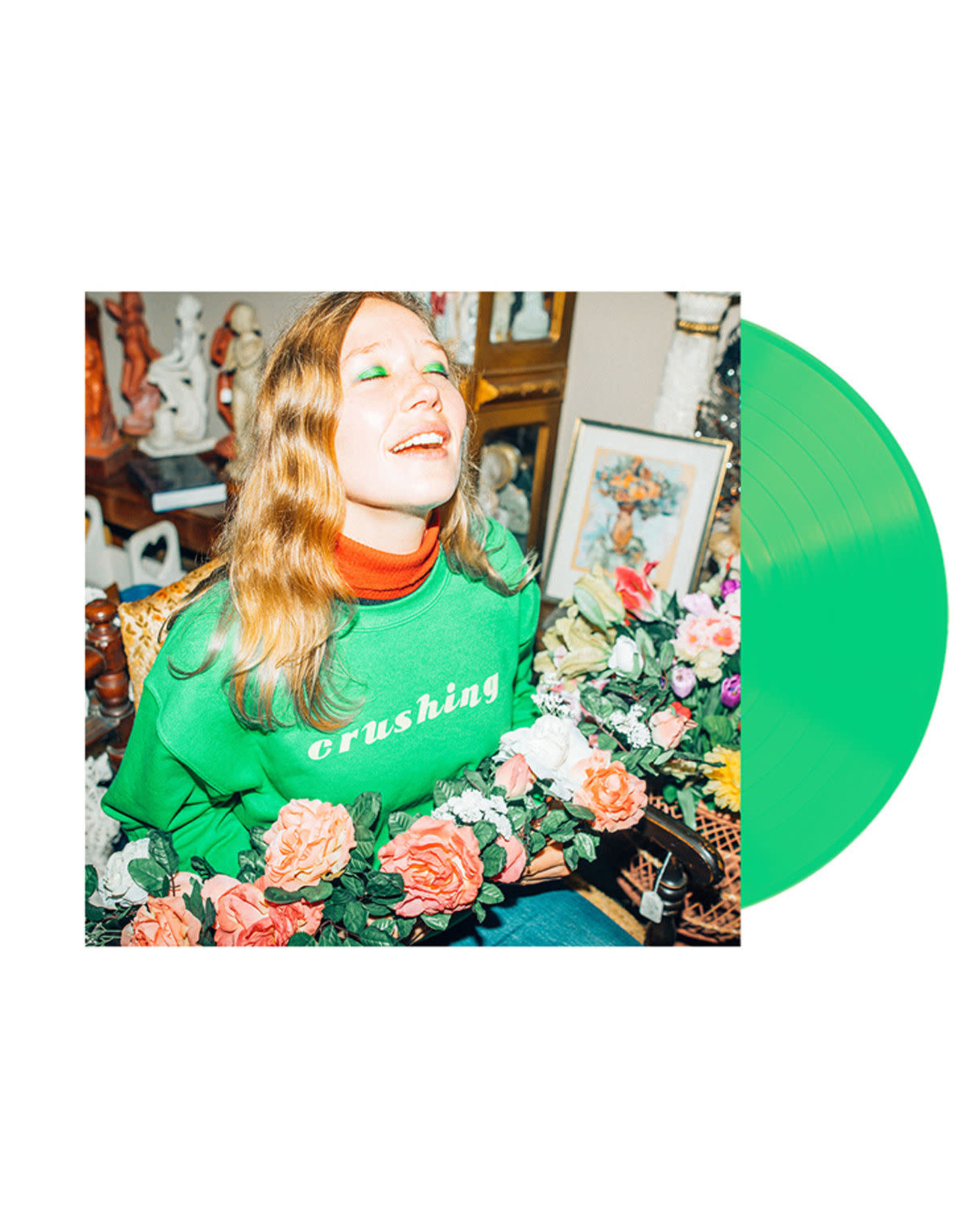 Julia Jacklin - Crushing (Green Vinyl)