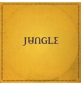Jungle - For Ever (Yellow Vinyl)