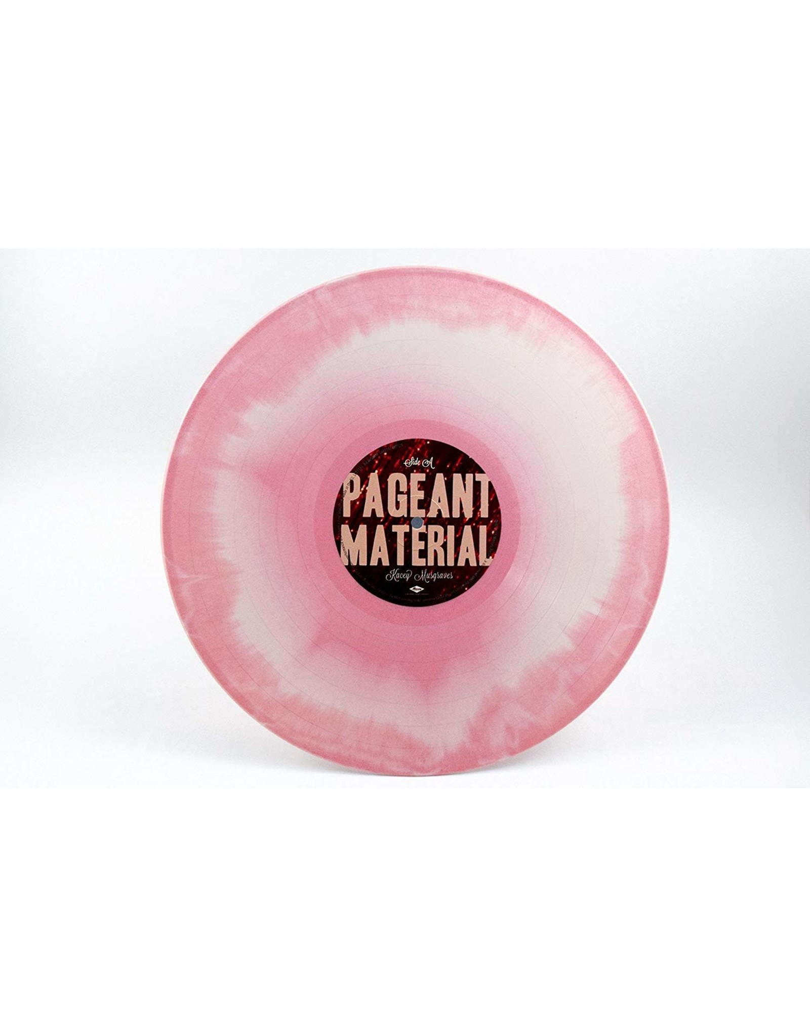 Kacey Musgraves - Pageant Material (Pink Marble Vinyl)