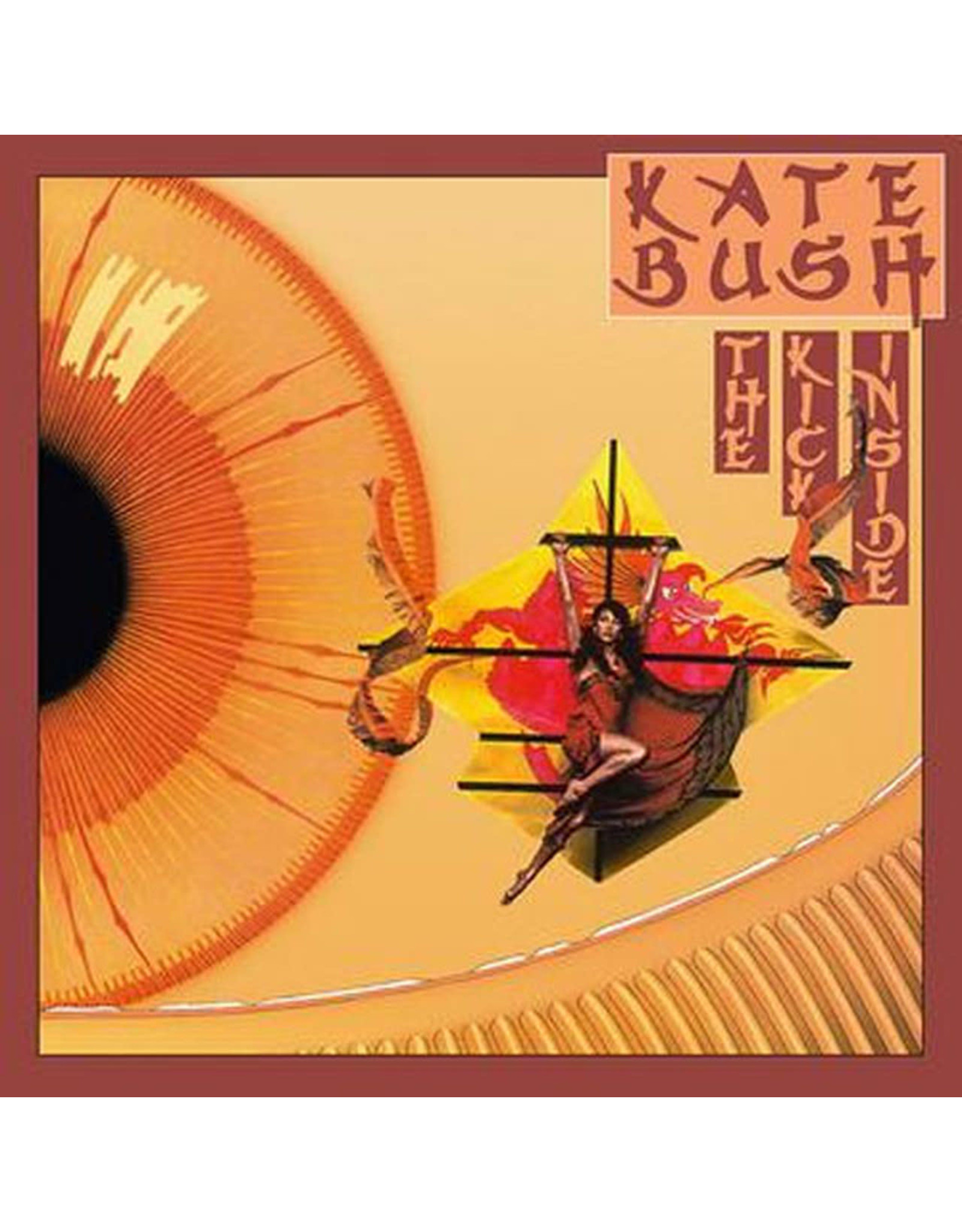 Kate Bush - Kick Inside