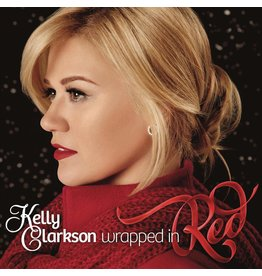 Kelly Clarkson - Wrapped In Red (Red Vinyl)