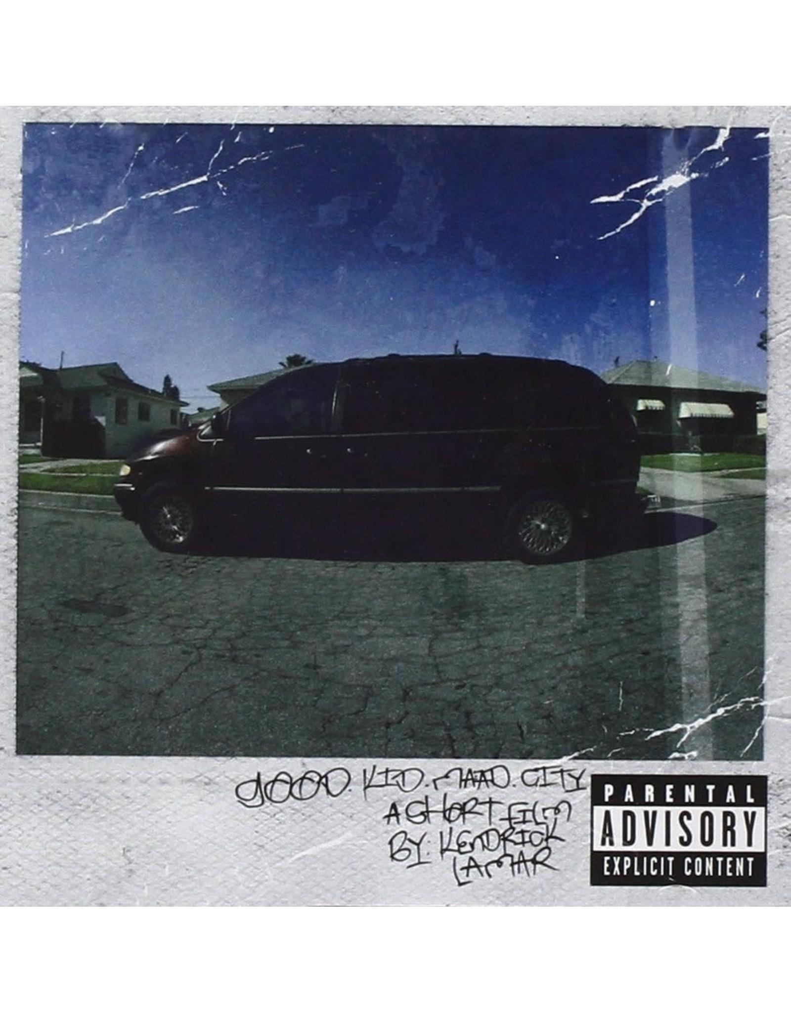 Kendrick Lamar - Good Kid, M.A.A.D. City