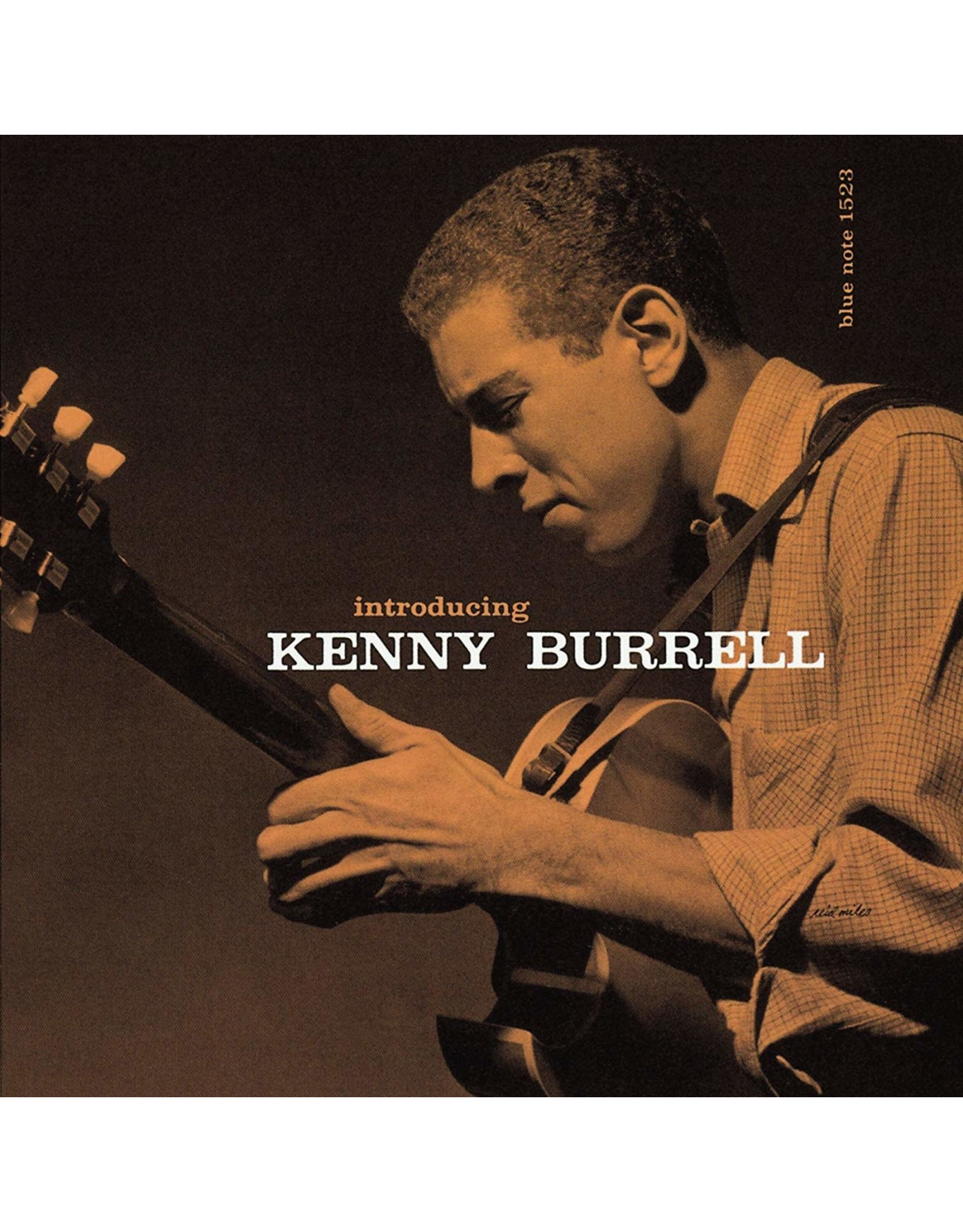 Kenny Burrell - Introducing Kenny Burrell (Blue Note Tone Poet)