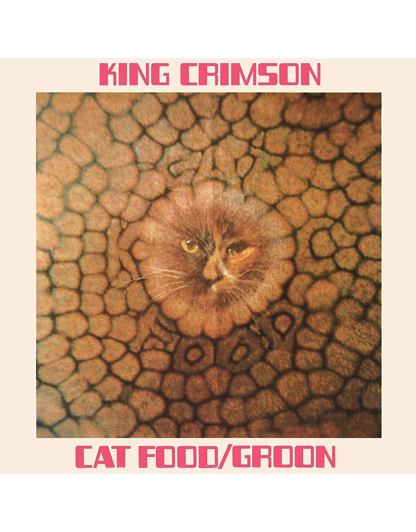 King Crimson - Cat Food (50th Anniversary) [10'']