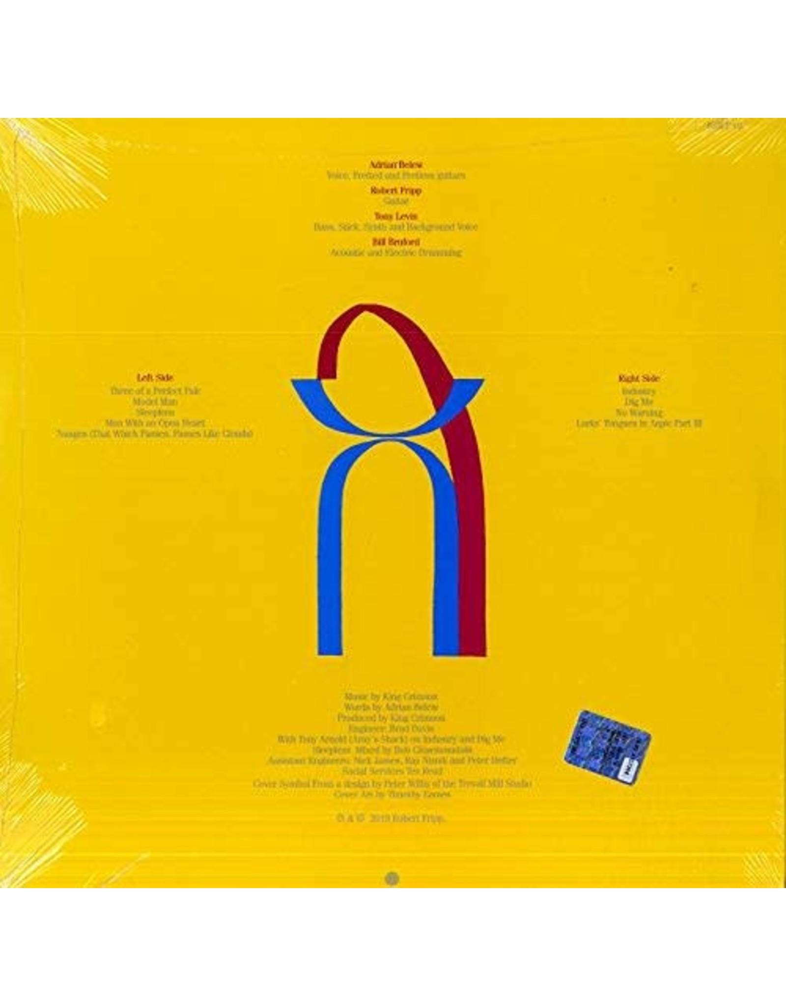 King Crimson - Three of a Perfect Pair