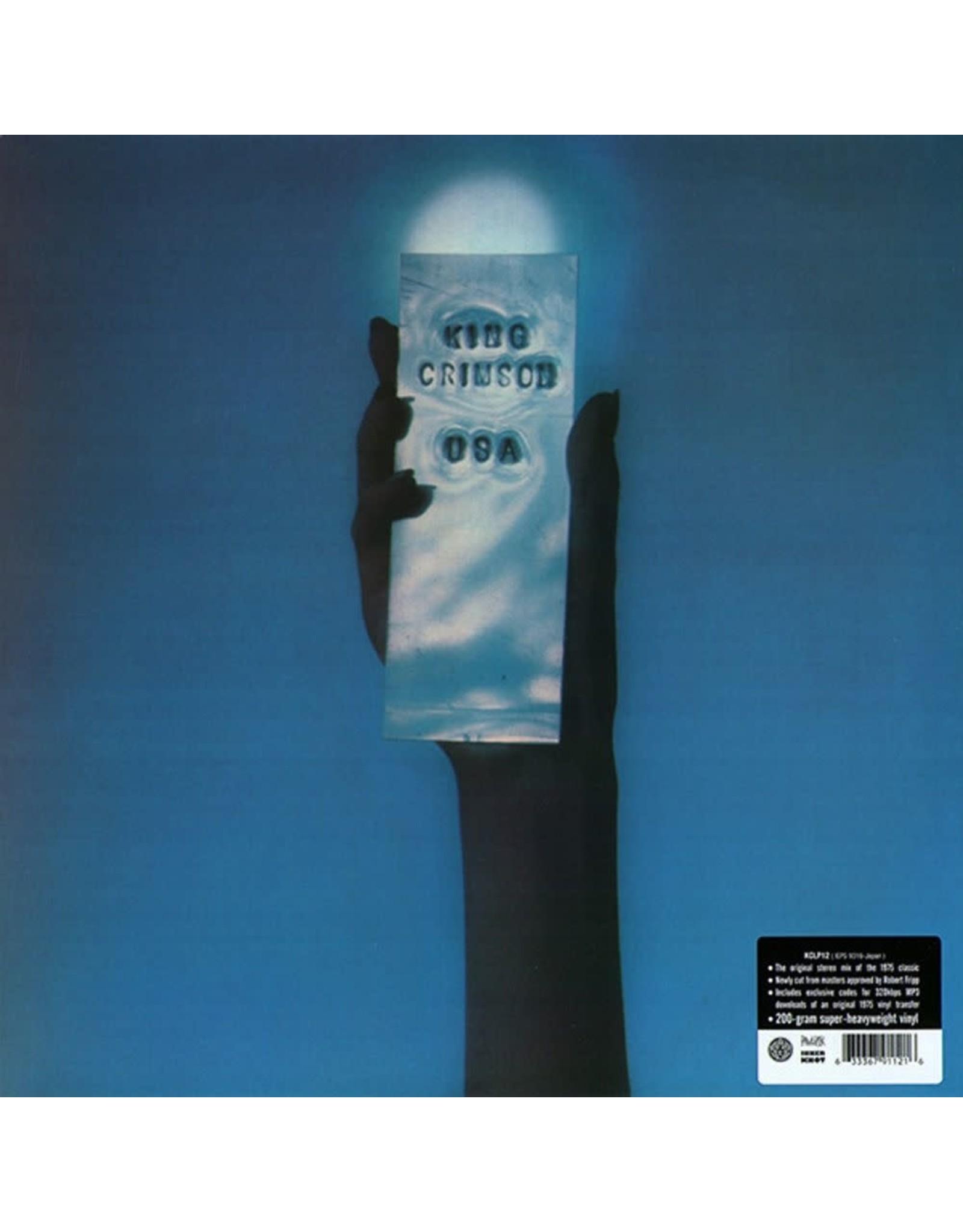 King Crimson - USA