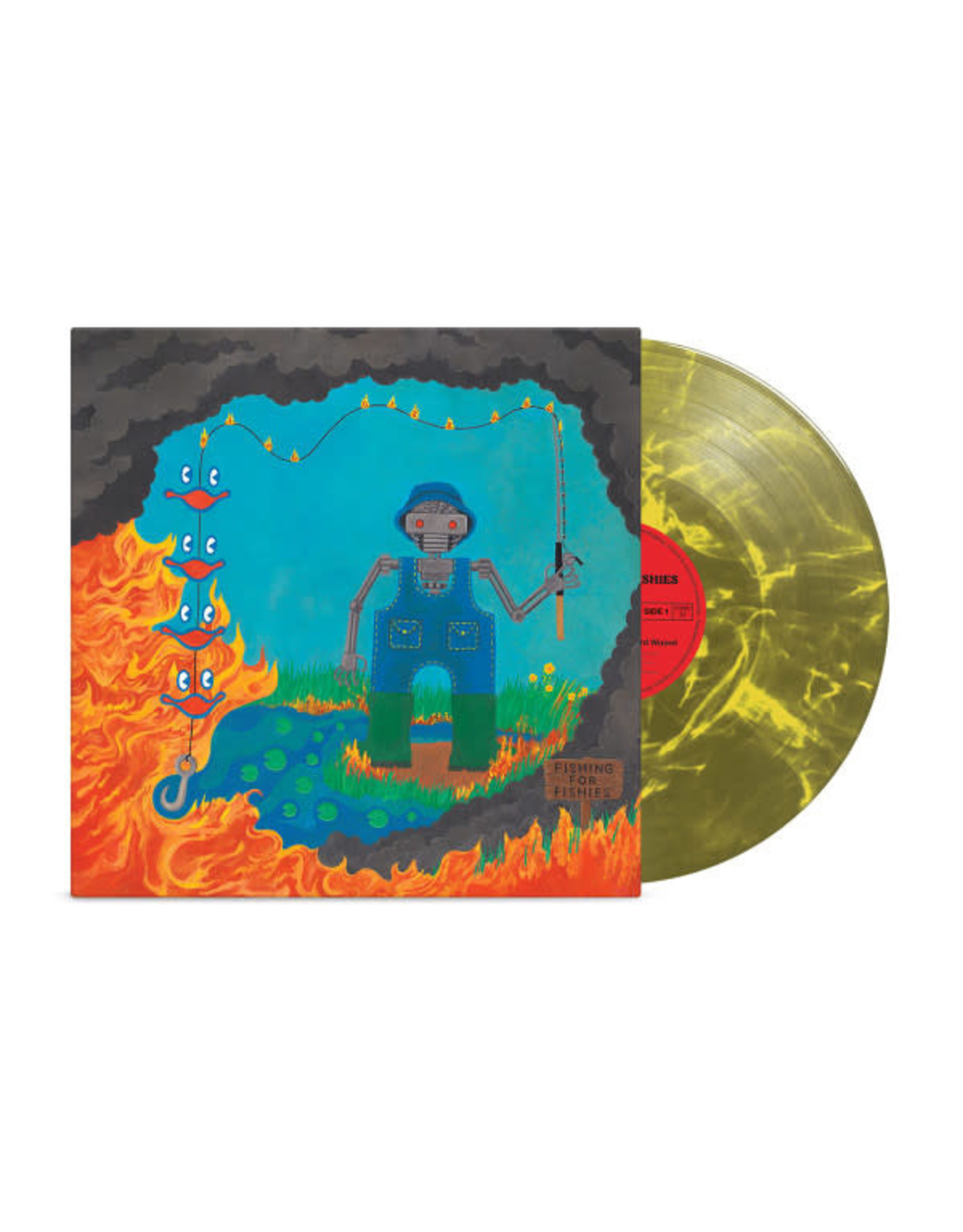 King Gizzard & The Lizard Wizard - Fishing For Fishies (U.S. Toxic Landfill Edition)