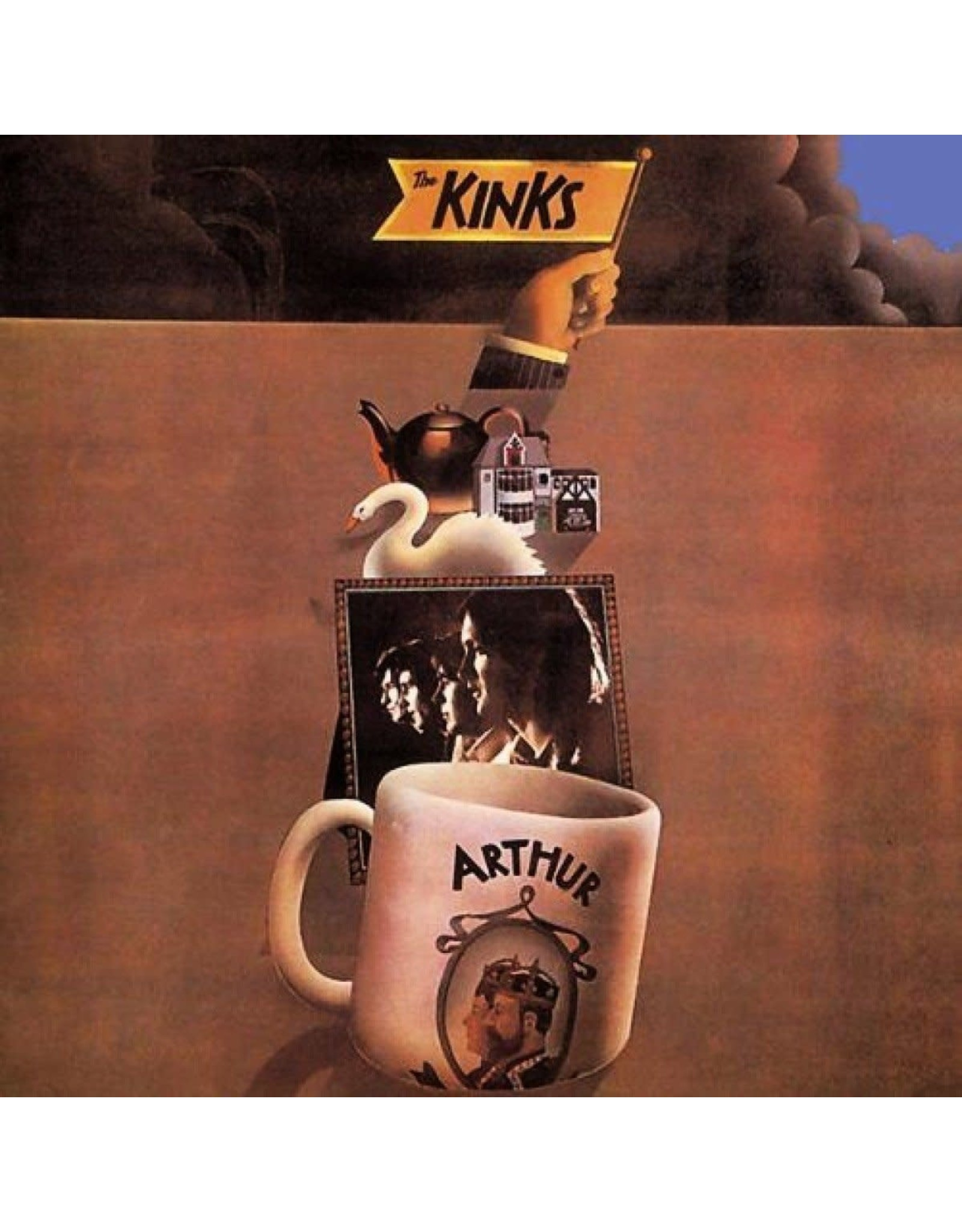 Kinks - Arthur Or the Decline & Fall of the British Empire (50th Anniversary)