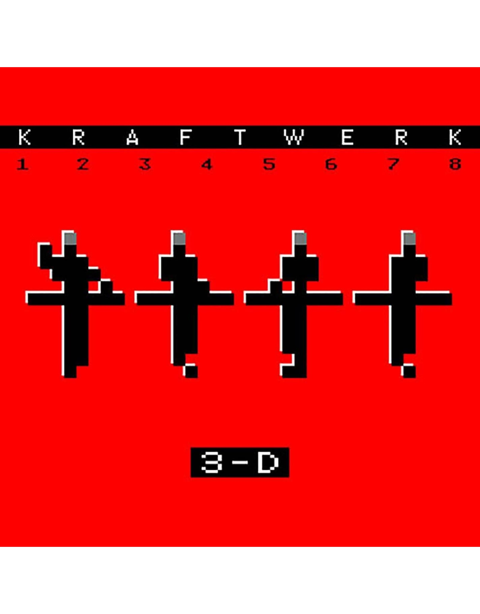 Kraftwerk - 3D: 12345678