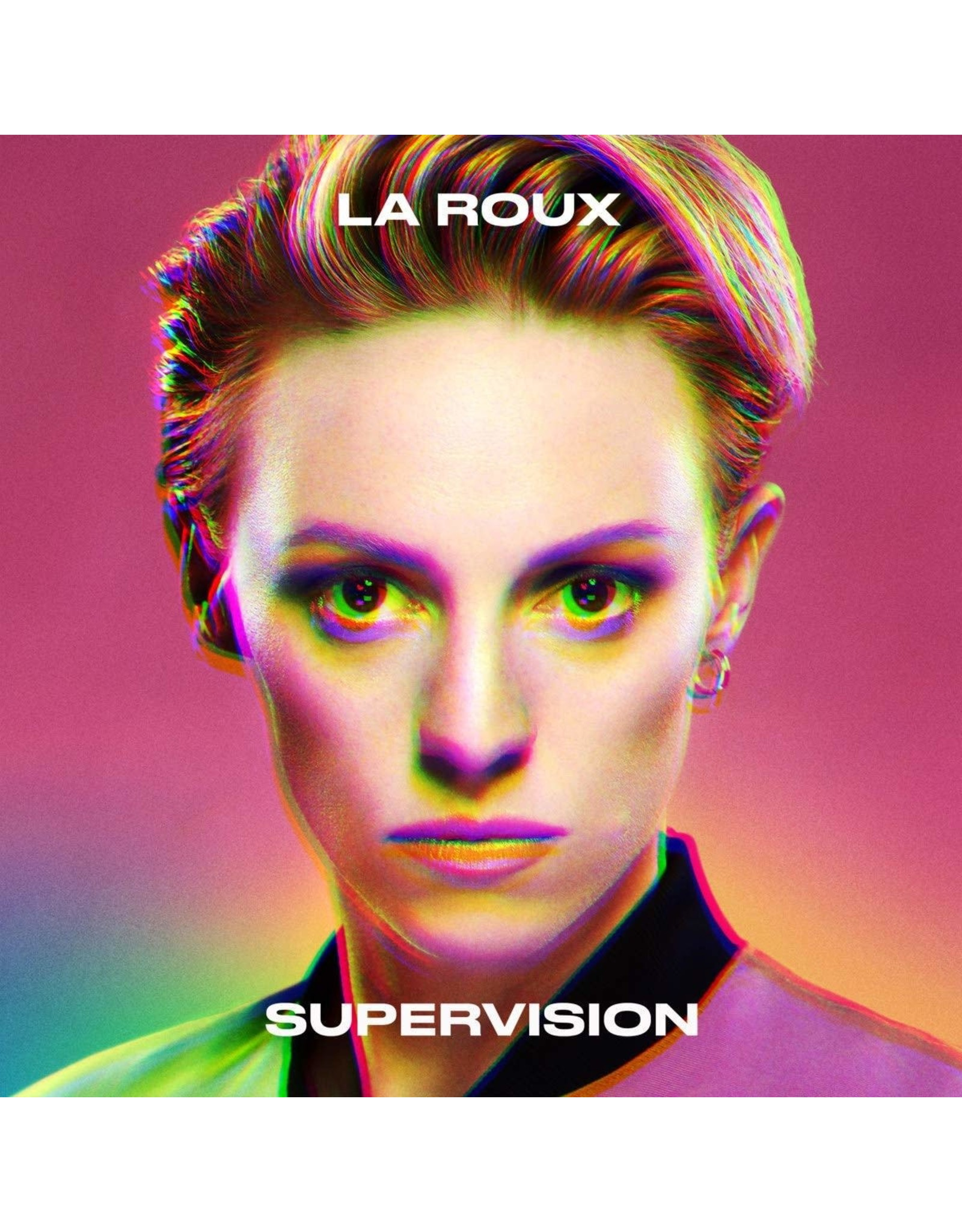 La Roux - Supervision (White Vinyl)