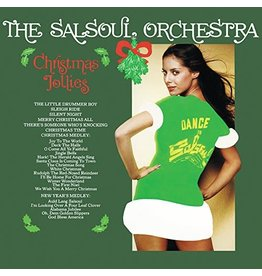 Salsoul Orchestra - Christmas Jollies (Red Vinyl)