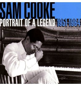Sam Cooke - Portrait of a Legend: 1951-1964 (Greatest Hits)