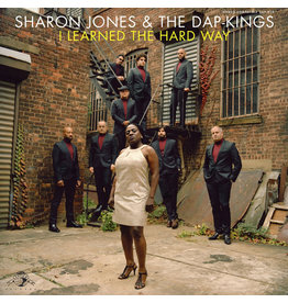 Sharon Jones & The Dap Kings - I Learned The Hard Way