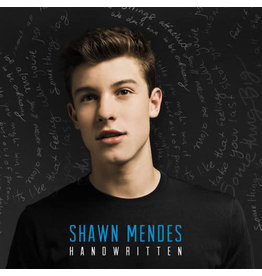 Shawn Mendes - Handwritten (Blue Vinyl)