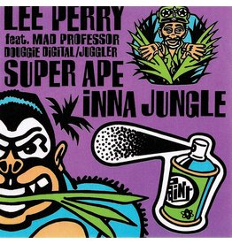 "Lee ""Scratch"" Perry & Mad Professor - Super Ape Inna Jungle"