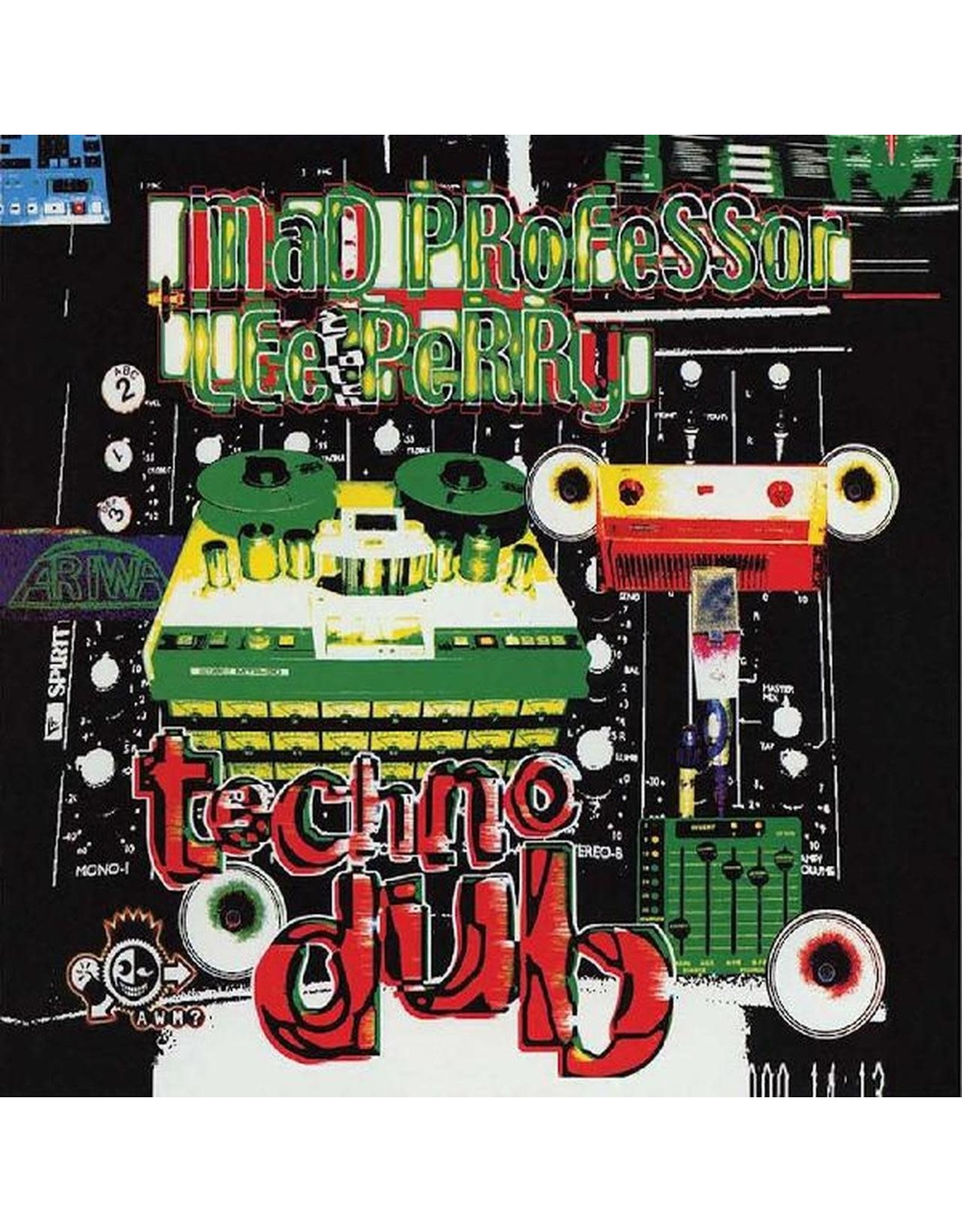 "Lee ""Scratch"" Perry & Mad Professor - Techno Dub"
