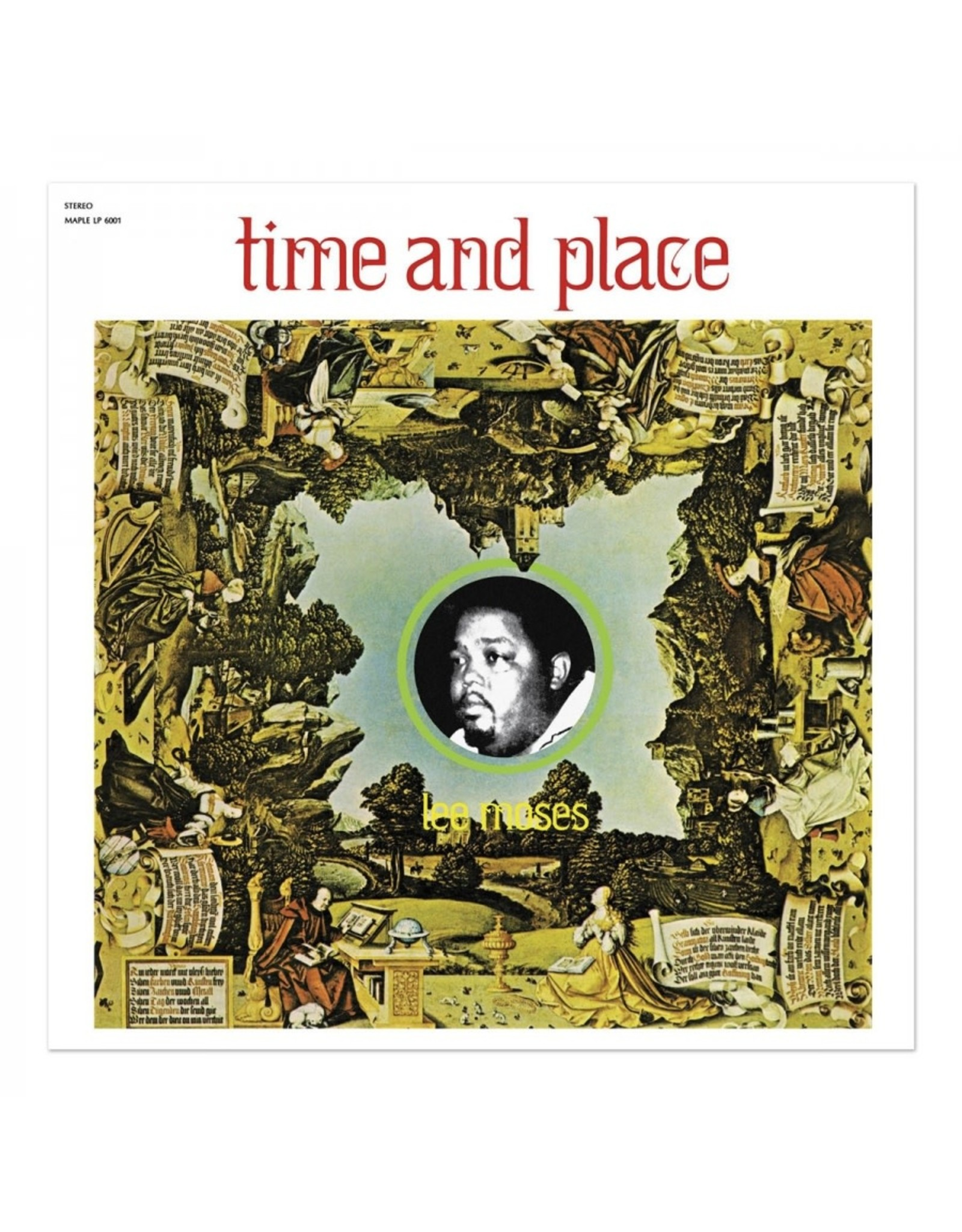 Lee Moses - Time & Place