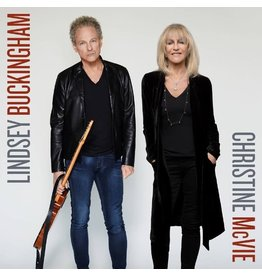 Lindsey Buckingham & Christine McVie - Buckingham / McVie