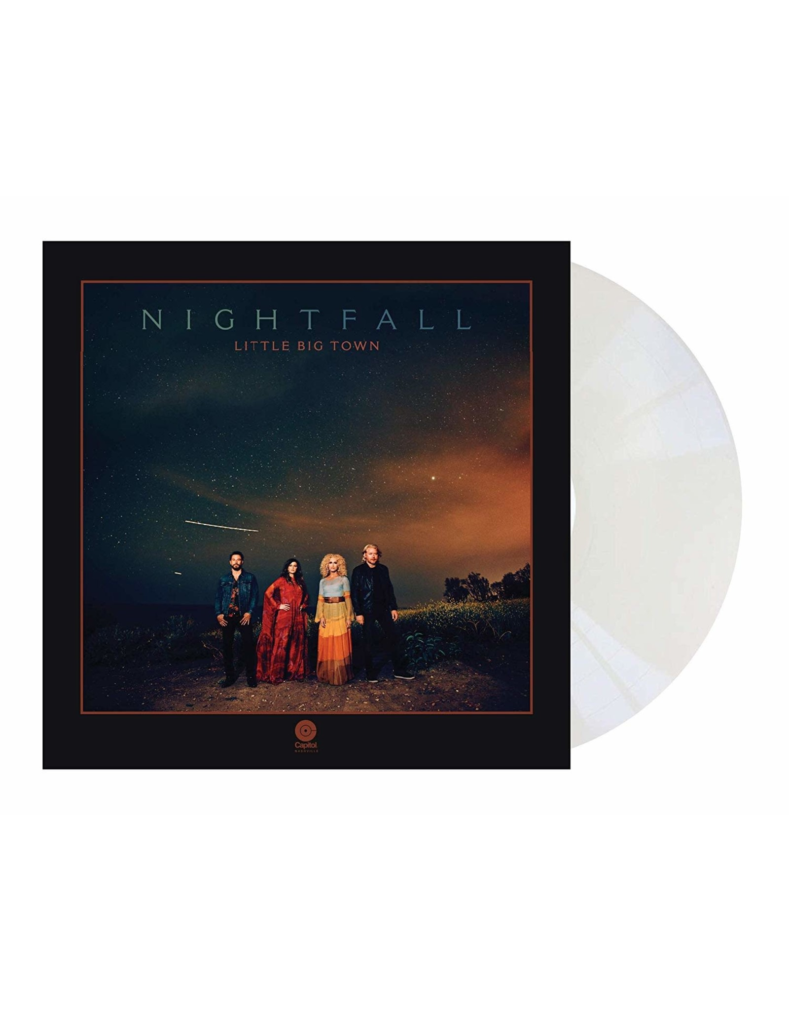Little Big Town - Nightfall (White Vinyl)