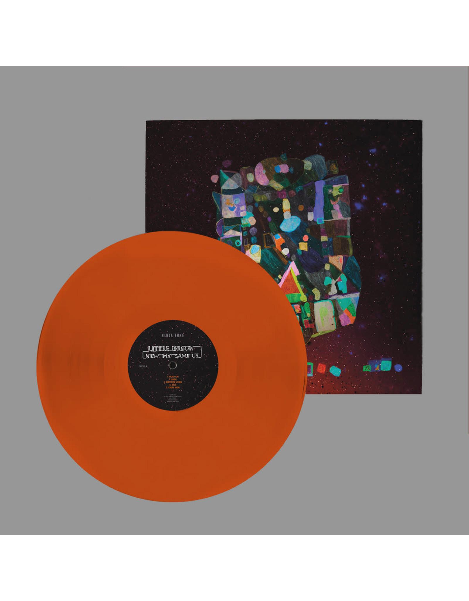 Little Dragon - New Me, Same Us (Exclusive Orange Vinyl)