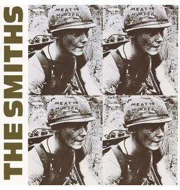 Smiths - Meat Is Murder (UK Edition)