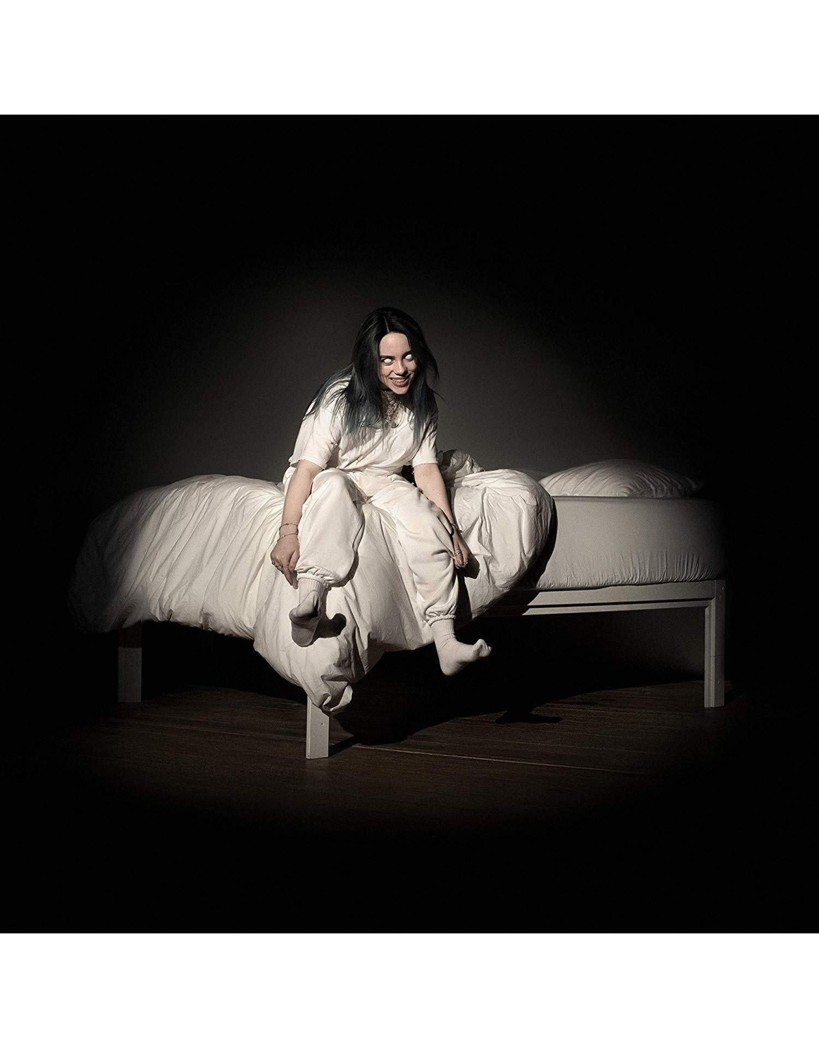 Billie Eilish - When We Fall Asleep, Where Do We Go? (Yellow Vinyl)
