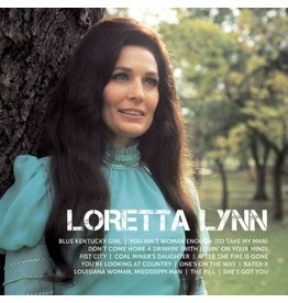 Loretta Lynn - ICON (Greatest Hits)