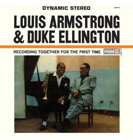 Louis Armstrong & Duke Ellington - First Time
